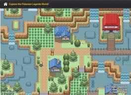 pokemon fan games online pokémon legends play pokemon online online mmorpg pokemon game