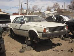 1982 Toyota Pickup Interior Junkyard Find 1982 Toyota Corolla Sr5 The Truth About Cars