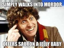 You Jelly Meme - would you like a jelly baby
