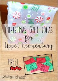 christmas activities for upper elementary christmas gifts
