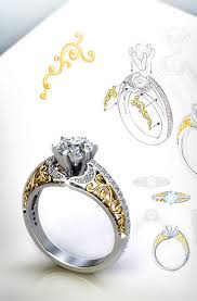 custom wedding ring custom design wedding ring urlifein pixels