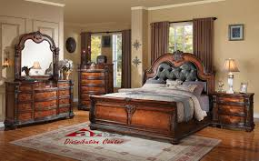 acme nathaneal bedroom set houston texas bellagio furniture and