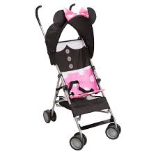 minnie mouse simple fold travel system disney baby