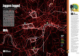 Map Running Routes by Wired Joggers Logged Cooper Smith