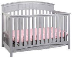 Graco Charleston Convertible Crib Reviews Graco Harbor Lights Fixed Side Convertible Crib Pebble Gray