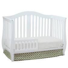 How To Convert A Crib To A Bed by Amazon Com Athena Afg Desiree 4 In 1 Convertible Crib With