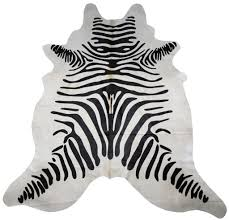 Cowhide Runner Rug Flooring Zebra Print Rug Zebra Cowhide Rug Cow Rugs