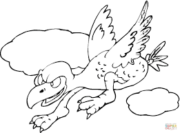 stellaluna coloring page birds in sky coloring pages coloring home