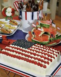Food Decoration Images Fourth Of July Martha Stewart