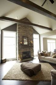House Design With Windows Best 25 Fireplace Between Windows Ideas Only On Pinterest