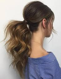 ponytail haircut where to position ponytail the 20 most alluring ponytail hairstyles