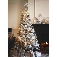 christmas trees christmas shop george at asda