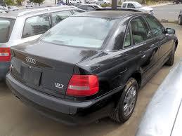 2001 audi a4 1 8t 2001 audi a4 1 8t quattro parts car stock 005387