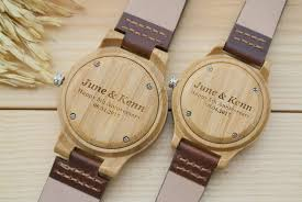 engraved wooden gifts bamboo wood gifts for couples wc2201 woodchronos