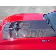 camaro zl1 carbon fiber insert carbon fiber insert