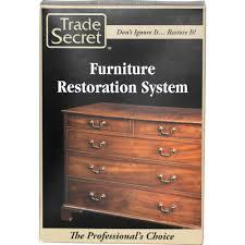what is the best furniture restorer trade secret 8 kit furniture restoration system