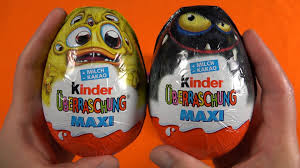 halloween monster surprise easter maxi eggs 2015 youtube