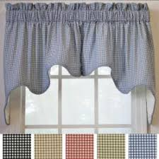 Overstock Kitchen Curtains by Kitchen Curtains And Valances At Overstock Com