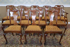 Antique Armchairs Walnut Queen Anne Antique Armchairs Ebay