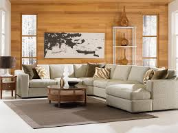 furniture comfortable cream sectional sofa by rachlin furniture