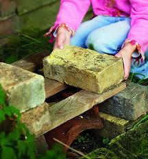 Garden Crafts For Children - garden crafts for children build an insect house gardenista