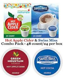 swiss miss light cocoa k cups swiss miss milk chocolate k cups for keurig brewers 48 count