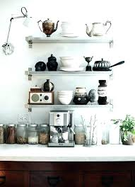 shelving ideas for kitchen kitchen shelving ideas best kitchen shelves ideas on floating