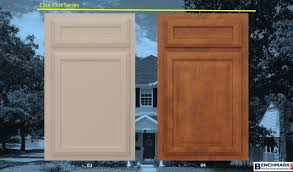select cabinet door styles and color thermafoil refacing