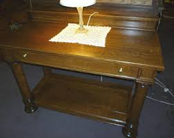 vintage oak sideboard etsy