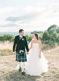 maria craig u0027s scottish inspired wedding u2014 little white dress