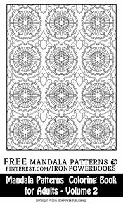 242 best geometric coloring images on pinterest mandalas repeat