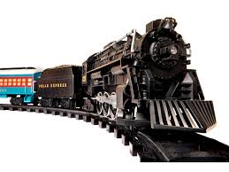 Radio Controlled Model Railroad The Polar Express G Gauge Set 1225
