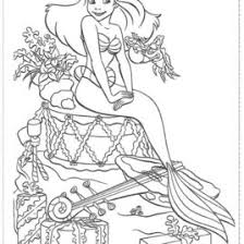 christmas coloring pages disney characters archives mente