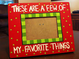 christmas picture frame gift ideas pinterest christmas