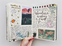 Journal Design Ideas Best 20 Travel Journal Scrapbook Ideas On Pinterest Photo Album