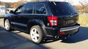 2006 jeep grand cherokee custom jeep grand cherokee srt8 custom exhaust youtube