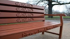 ten amazing weird and unusual park benches you won u0027t believe