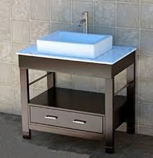 Wood Bathroom Vanity by Solid Wood Bathroom Vanity 36