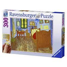 gogh chambre à arles puzzle 300 pièces chambre de gogh à arles la grande récré