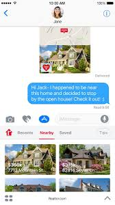 Download Design This Home Realtor Com Brings Imessage Integration To Ios 10 App With