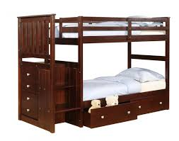 Manhattan Stair Stepper Bunk Bed Bedroom Furniture Beds Donco - Donco bunk beds