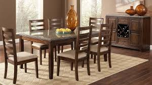 Granite Dining Table Geneva Dining Table Set With Granite Top - Granite dining room sets