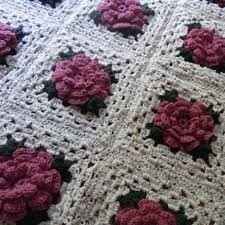 free pattern granny square afghan crochet for children crochet rose granny square afghan free