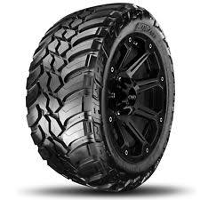Great Customer Choice 33x12 5x17 All Terrain Tires 40 Mud Tires Ebay