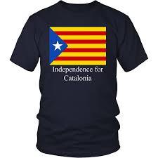 Estelada Flag Catalan Flag Shirt Catalonia Independence Unisex T Shirt U2013 Teefim
