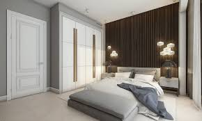 Neutral Colored Bedrooms - gorgeous contemporary villa in montenegro part 2 home interior