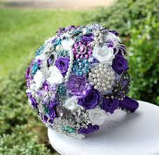 164 best brooch bouquets images on pinterest wedding bouquets