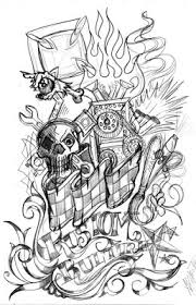 subversiva underground kustom kulture tattoo
