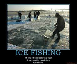 Ice Fishing Meme - fish demotivational poster page