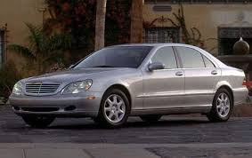 used 2000 mercedes s class for sale pricing features
